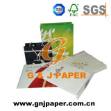 Bolsa de papel modificada para requisitos particulares de la talla para envolver hecha en China
