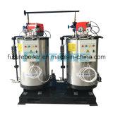 ガスおよびオイルシリーズのための縦の蒸気発電機