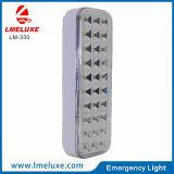 La luz de emergencia portátil recargable LED
