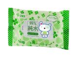 Piccolo tessuto Pocket di corsa del Wipe del bambino del Giappone (WW004)