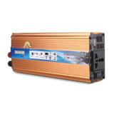C.C 24V de chargeur modifié par 2000W du convertisseur de pouvoir d'onde sinusoïdale USB à l'inverseur de véhicule à C.A. 110V
