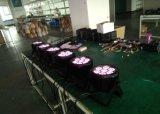 IP65 neuer 7X10W RGBWA LED NENNWERT für im Freiengarten-Beleuchtung