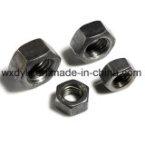 Noix Hex de tête d'hexagone d'acier du carbone DIN 934