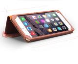 Nueva caja del cuero del teléfono celular para el iPhone