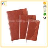 Печатание тетради PU полного цвета кожаный