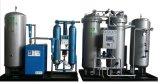 Sistema de gerador do nitrogênio com compressor de ar