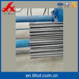 O alisamento e máquina de corte de fio de aço carbono