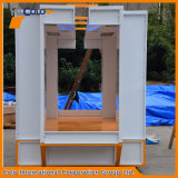 Cabine automática industrial do revestimento do pó do preço de fábrica