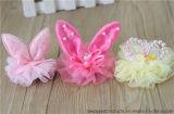 Accessori belli dell'animale domestico della forcella del cane del cappello del merletto dell'orecchio di coniglio
