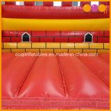 Venta caliente chicos saltando Castillo Castillo Inflable Gorila (AQ520-2)