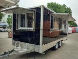 Handelsnahrungsmittel-LKW Van für Verkauf Saudi-Arabien