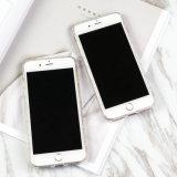 Bonitinha Sand fluindo cintilante Telemóvel macio coberturas para iPhone 8 Plus
