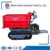 1000kgs de Kipwagen van het spoor met Dieselmotor Kd1000