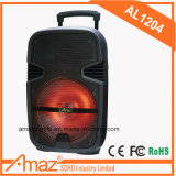 Laufkatze-Lautsprecher mit blinkendem Licht