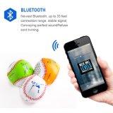 Aktive Golf-Kugel beweglicher drahtloser Baß-Bluetooth Lautsprecher