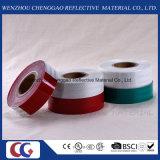 Haute intensité de l'auto film adhésif en vinyle la bande réfléchissante (carré C5700-O)