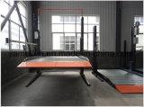 Parkender Fußboden-Parken-Aufzug des einfacher zwei Pfosten-hydraulischer 2 Pfosten-2