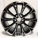 L'automobile borda rotella dell'alluminio di prezzi delle rotelle della lega la migliore