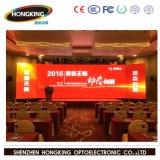 Dünnes Innenfarbenreiches Bildschirmanzeige-Panel LED-P4 mit 576X576mm