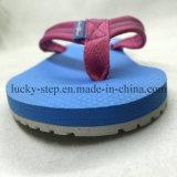 Горячая продажа дизайн голубой шлепанцы