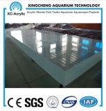 Mundo acrílico material acrílico do mar do projeto do aquário