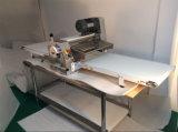 Pasteles calientes Sheeter, tapa de la venta de vector que coloca la pasta manual Sheeter