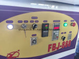 Houten het Verbinden van de Rand van pvc Mannual van het Meubilair Semi Automatische Machine (fbj-888-a)