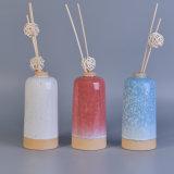 Bottiglie di ceramica del diffusore della glassa decorativa di trasmutazione con la canna
