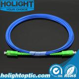 Cuerda de corrección de la fibra del simplex 3.0m m del Sc APC