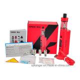 Schnelle Anlieferungs-neueste Ankunft Kangertech Topbox Minielektronische Zigarette des installationssatz-75W