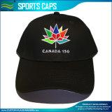 カナダ150年記念日1867年- 2017は刺繍したBlack Hat会議の帽子のVivaの記念品(J-NF44F15002)を