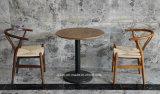 놓이는 혁신적인 가정 가구 나무로 되는 식탁 및 의자 (LL-BC088)