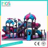 Спортивная площадка напольных детей серии Kidscenter спортивной площадки крытая (HS04601)