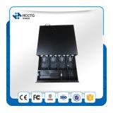 슈퍼마켓 Rj11 3 자물쇠 플라스틱 POS 현금 상자 가격 HS335