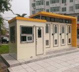 Cabine móvel ao ar livre do toalete da pálete de DIY