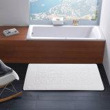 Полотенце 100% пола жаккарда циновки ванны хлопка Non-Slip