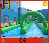 Diapositiva inflable divertida del resbalón N para la venta