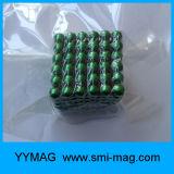 Neo sfere del magnete del neodimio del cubo 5mm da vendere