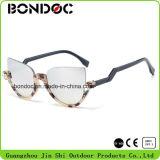 Nouveaux lunettes de lunette en plastique UV400 (C014)