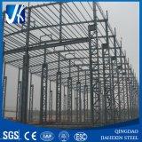 Bâtiment de la structure en acier galvanisé