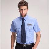 Migliore uniforme nera della protezione di obbligazione di colore di nuovo disegno da vendere