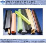 Ventana de PVC personalizadas Guotai máquina extrusora de perfil