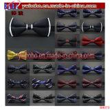 Die justierbaren Männer, die Smoking-Partei-Silk Neuheit Wedding sind, bindet Halsbekleidung (B8072)
