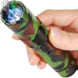 810 pequeñas descargas eléctricas portátiles de autodefensa Stick Pistola Camo