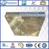Алюминиевые панели сота камня ячеистого ядра