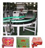 Máquina de embalaje de embalaje de encogimiento de película de PE de cartón