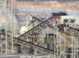 Cadena de producción machacante de piedra del granito de la capacidad grande de la fábrica de Shangai (250TPH)