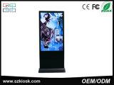 65 Zoll freier stehender bekanntmachender LCD-Screen-Digitalsignage-Kiosk