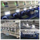 China Holiauma bordados arriba Máquina 6 Jefe de la calidad de Alta Velocidad de mezclado de Tapa plana de bordados el bordado de prendas de vestir Ho1506