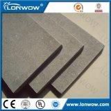Cera de fibra à prova de fogo Placa de parede decorativa Parede de parede Parede Flat